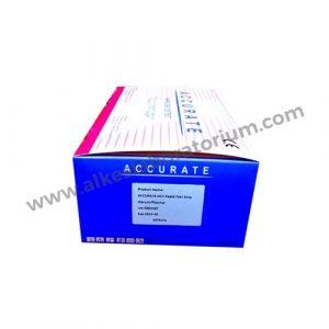Jual Rapid Test HCV Strip Test AB Accurate - Alkeslaboratorium