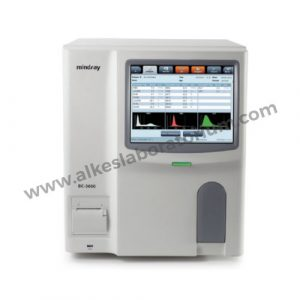 Jual Mindray BC 3600 Hematology Analyzer - Alkeslaboratorium